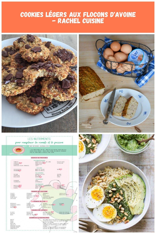 Cookies Legers Aux Flocons D Avoine Protein Diet Cookies Legers Aux Flocons D Avoine Rachel Cuisine Anti Inflammatory Diet Food Diet