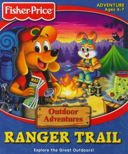 Fisher-Price Outdoor Adventures Ranger Trail