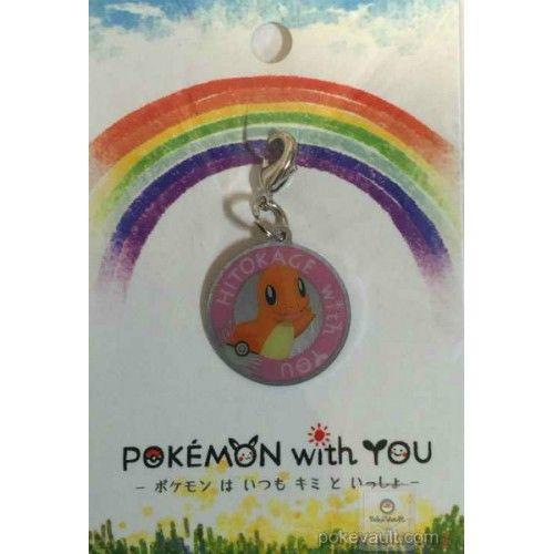 Pokemon Center 2016 Pokemon With You Campaign #5 Charmander Charm