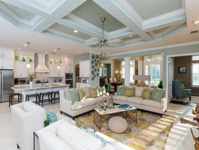 Cucina e salotto | Family Rooms | Pinterest | Salotto e Cucina