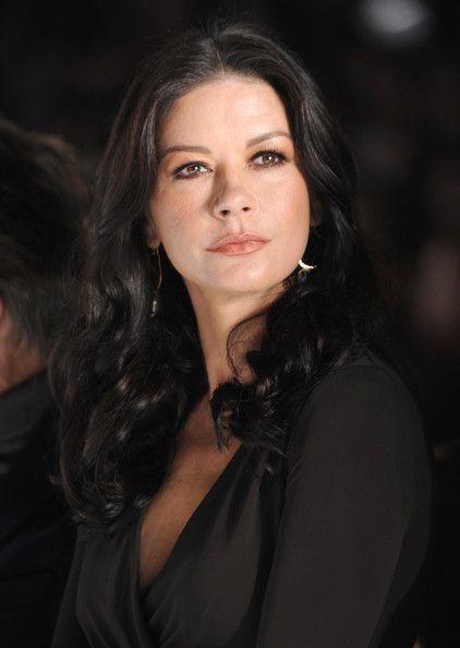 Polished beauty Catherine Zeta Jones
