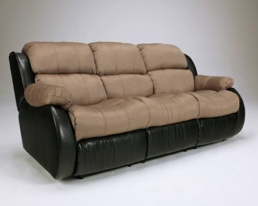 Sensational Presley Cocoa Recliner Sofa With Drop Down Table Dual Andrewgaddart Wooden Chair Designs For Living Room Andrewgaddartcom
