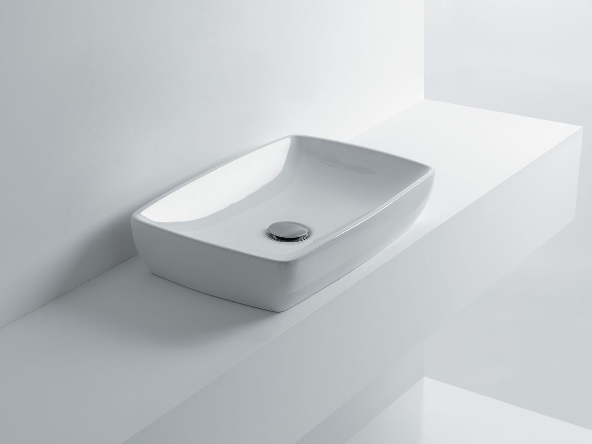 Bathroom Sinks Reece bathrooms and ensuites - axa h10 500 above counter basin | project