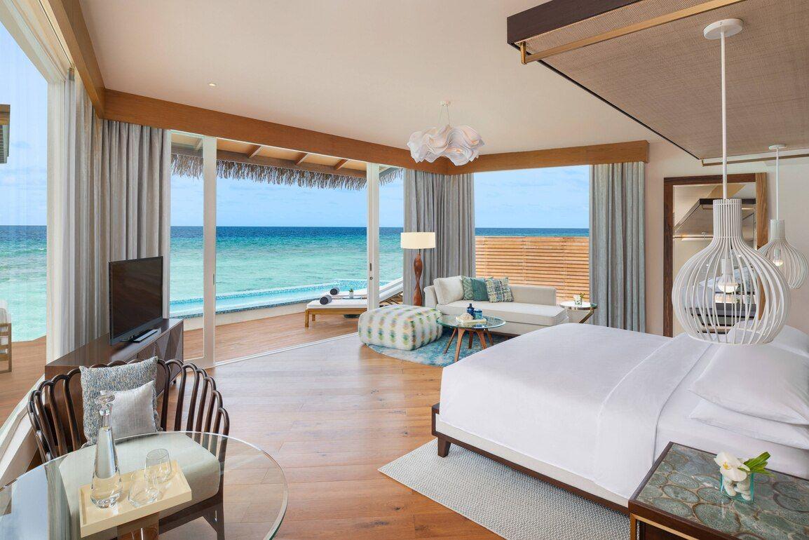 Hotel Photos Jw Marriott Maldives Resort Spa Photo Gallery Maldives Resort Beachfront House Resort Spa