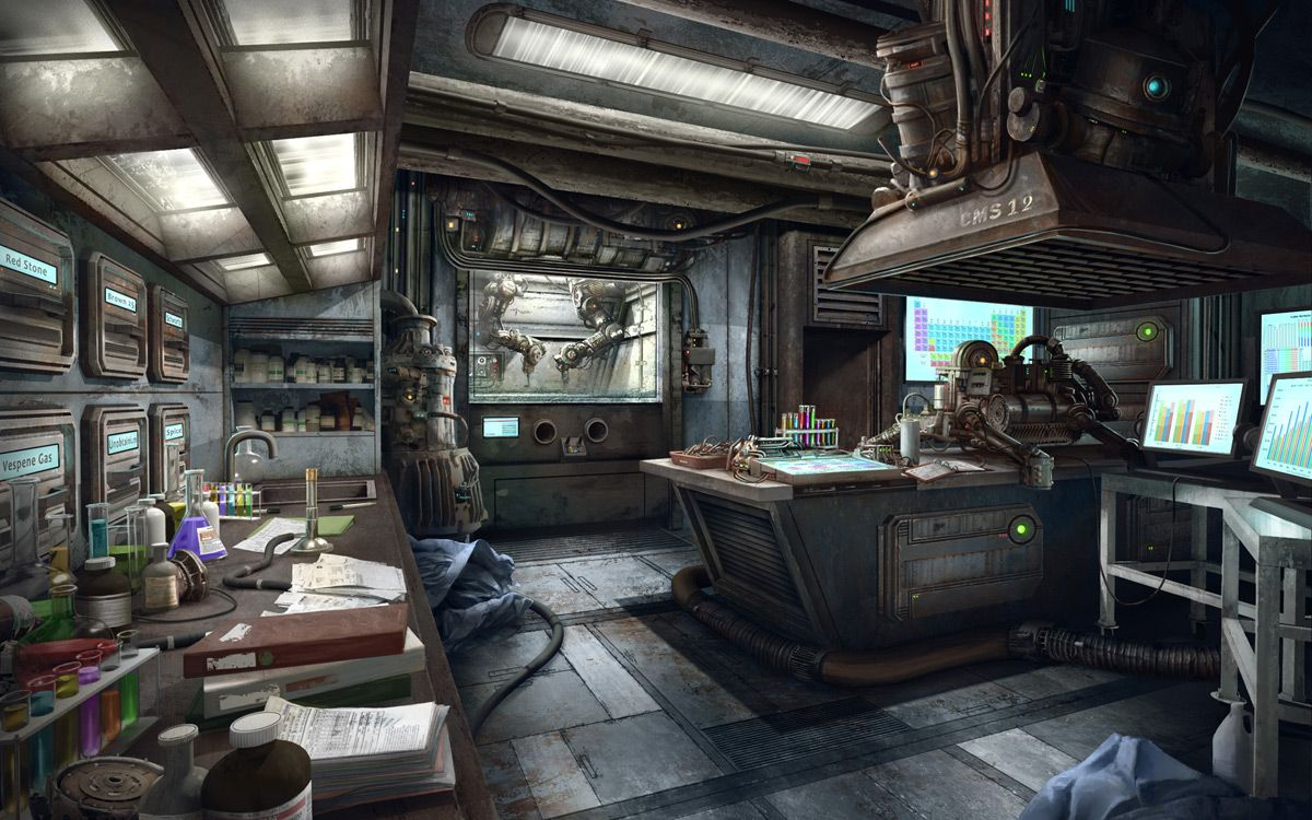 Lower caste of the mining colonies sirens of the belt for Fallout 4 bedroom ideas