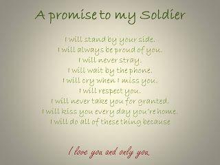 Corn On The Monkey Deployment Military Girlfriend Quotes Army Girlfriend Quotes Army Wife Life
