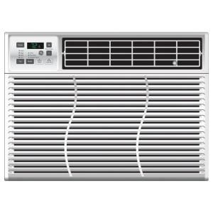Ge 10 050 Btu Window Air Conditioner With Remote Ael10as At The Home Depot Window Air Conditioner Room Air Conditioner Window Air Conditioners