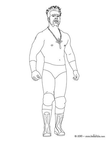 Wrestler Sheamus coloring page | Coloring Pages in 2018 | Pinterest ...