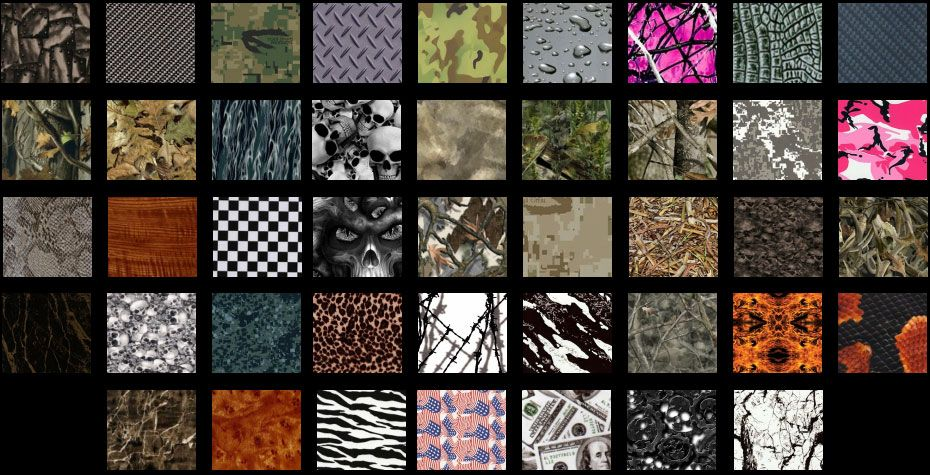 Check Out Our Assortment Of Vizikoat Patterns These Water