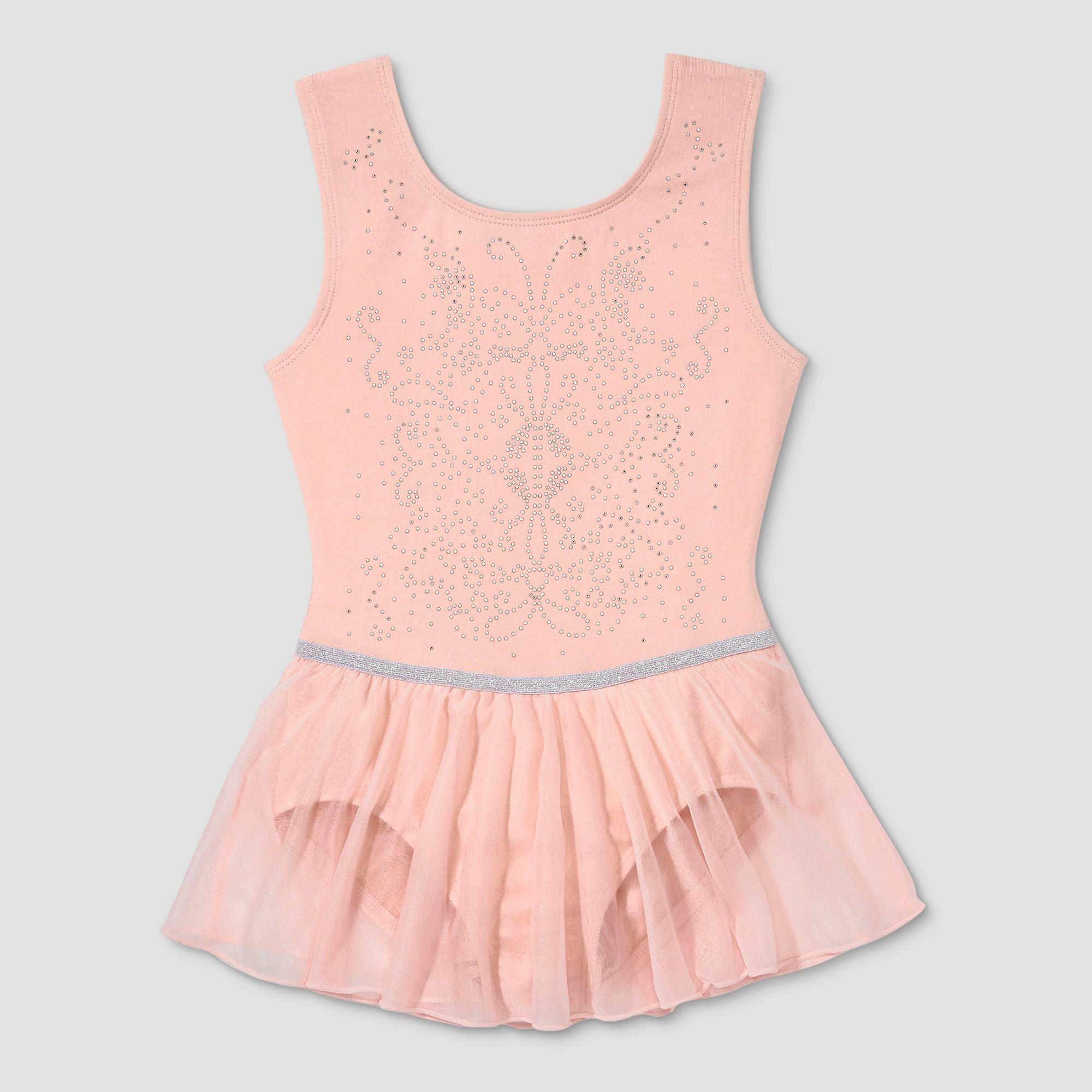 73b6af63e261 Activewear Dresses Freestyle By Danskin 2T Ballet Pink