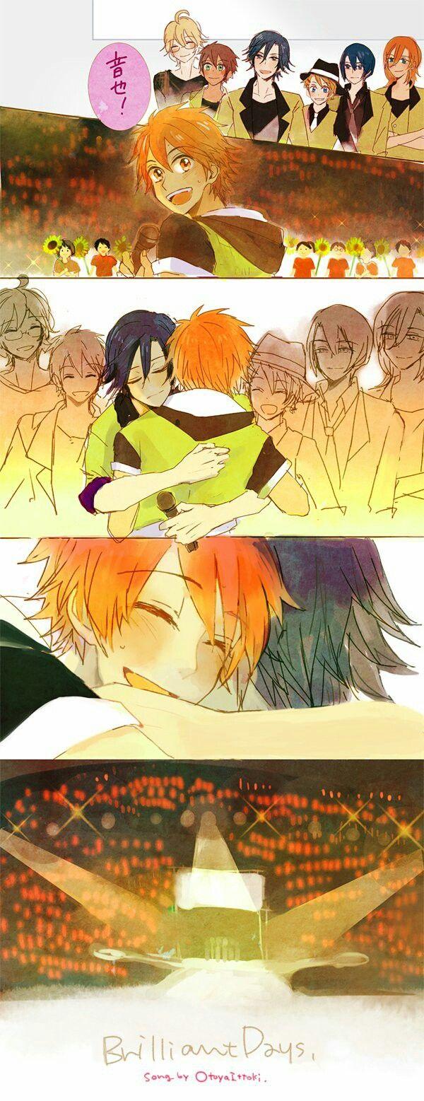 "Uta no Prince-sama || Ittoki Otoya x Ichinose Tokiya, ""TokiOto #Utapri"