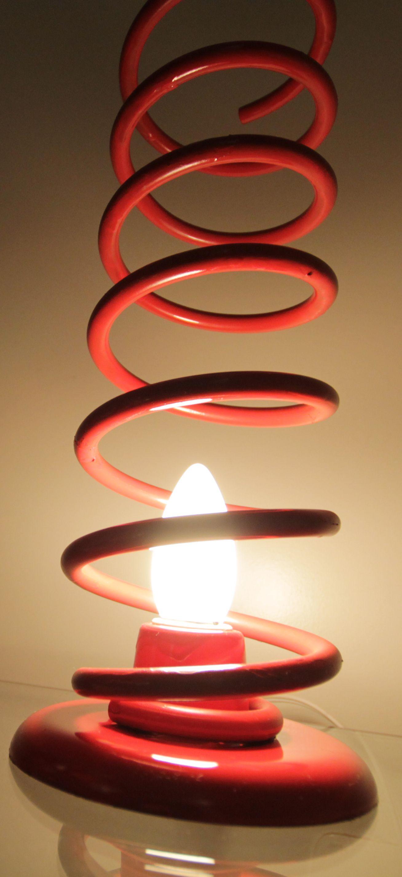 Luminárias Criativas, design Geysa Apel - vendas: www.isabelladalfovo.com