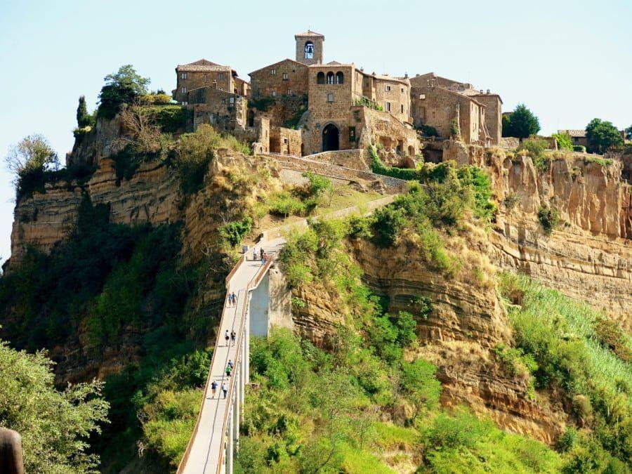 Civita Di Bagnoregio Italy Day Trips From Rome Travel Around