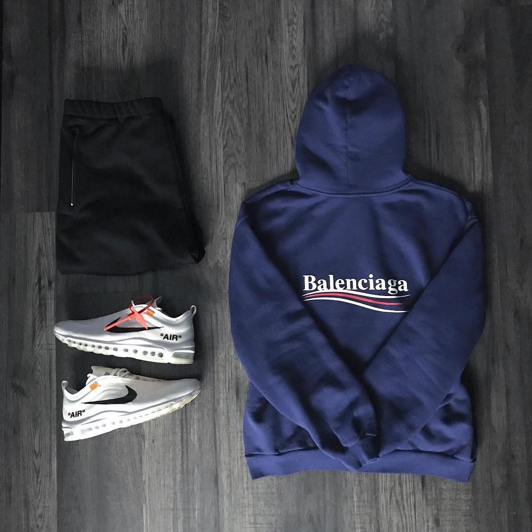 Hypebeast / Streetwear Outfit Grid For Men  Urban clothing men