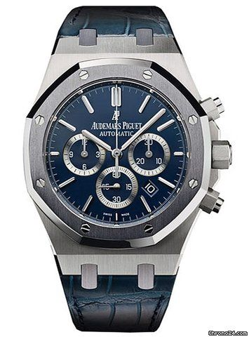 cda5bbb14de12 Audemars Piguet Royal Oak Leo Messi Limited Edition. Classic from # AudemarsPiguet . Platinum #chronograph #watch #watches $ 79,995