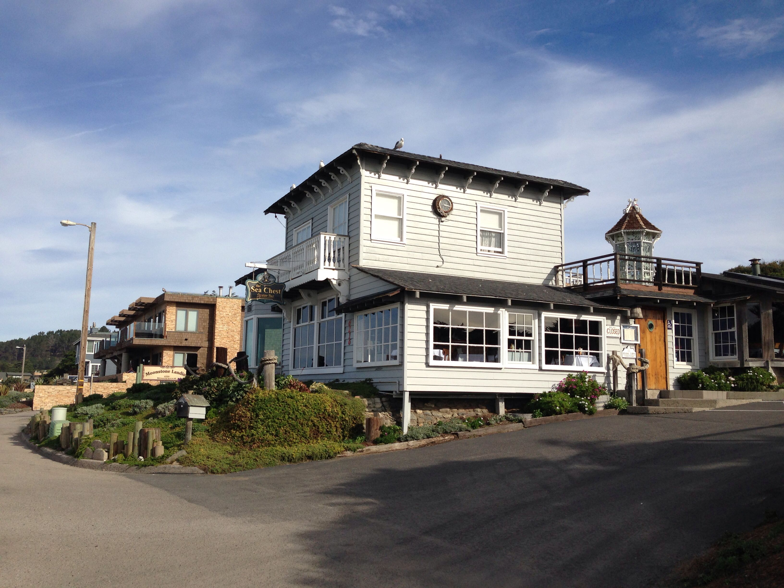 Sea Crest Restaurant #Cambria