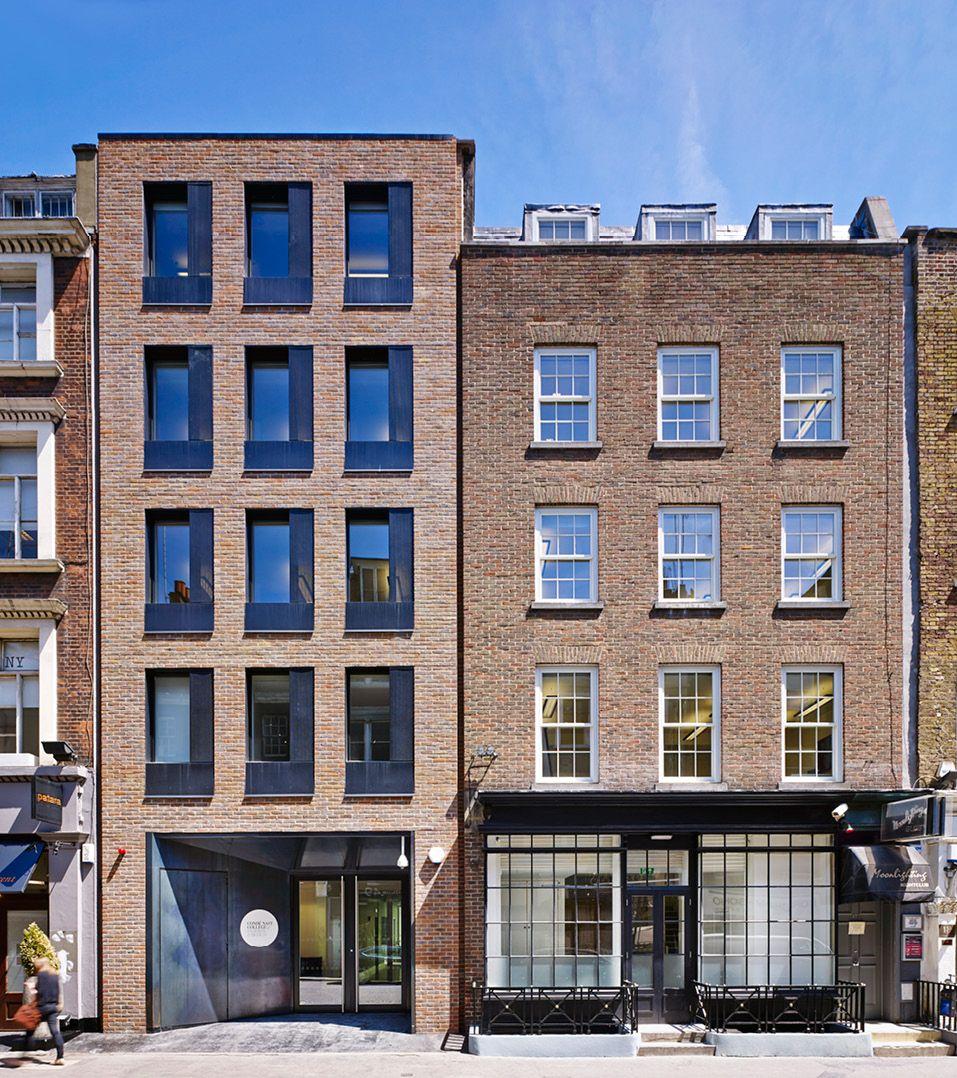 Fcbstudios The Conde Nast College Of Fashion Design London Logements Collectifs Projet Maison