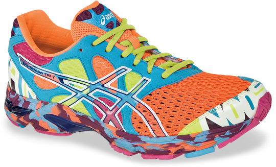 run shoes lace up in amazing selection Love these fun colored shoes!! GEL-Noosa Tri™ 7 @ ASICSAmerica ...