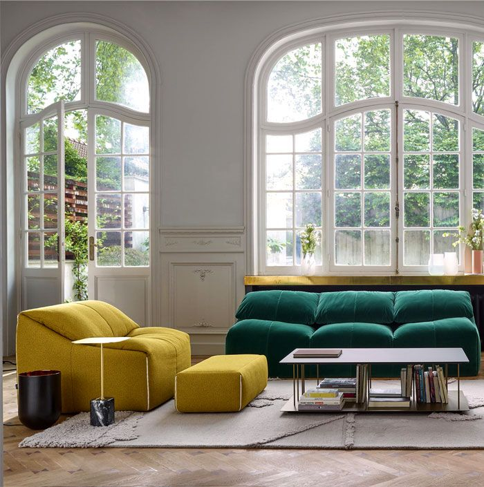 Living Room Trends, Designs and Ideas 2018 & 2019 - InteriorZine