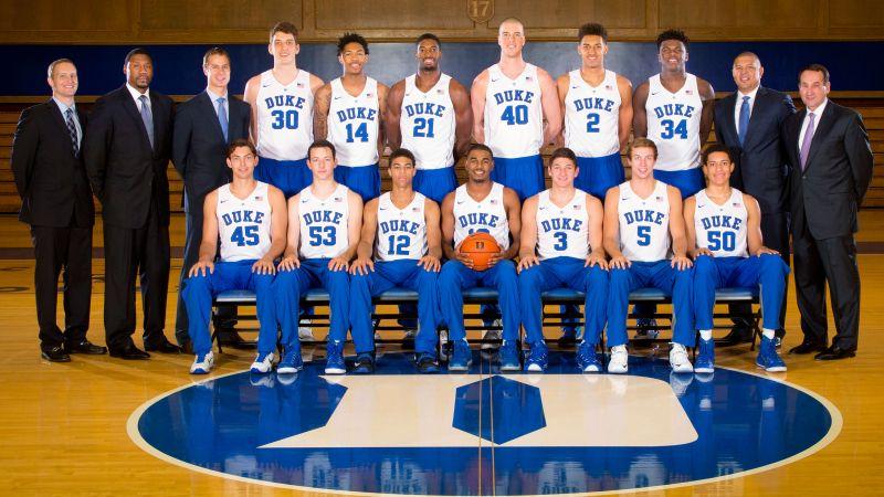 Men S Basketball Roster Duke University Blue Devils Official Athletics Site Goduke Com University Blue Mens Basketball Duke University