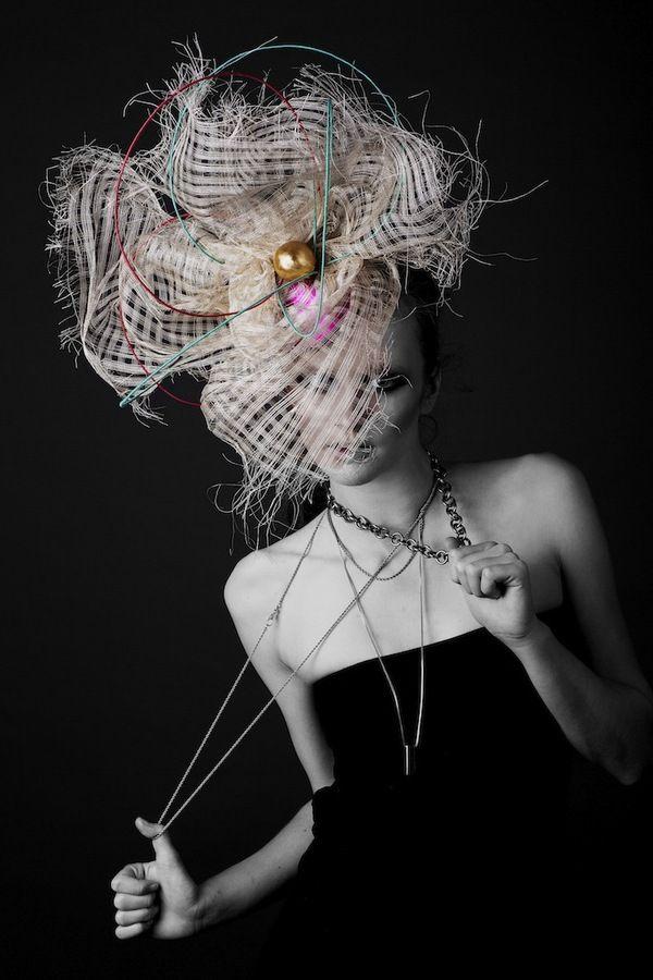 SAMPLE IMAGES by Olivia Roat, via Behance