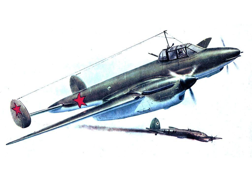 Пе - 3БИС | Авиация, Война, Самолет