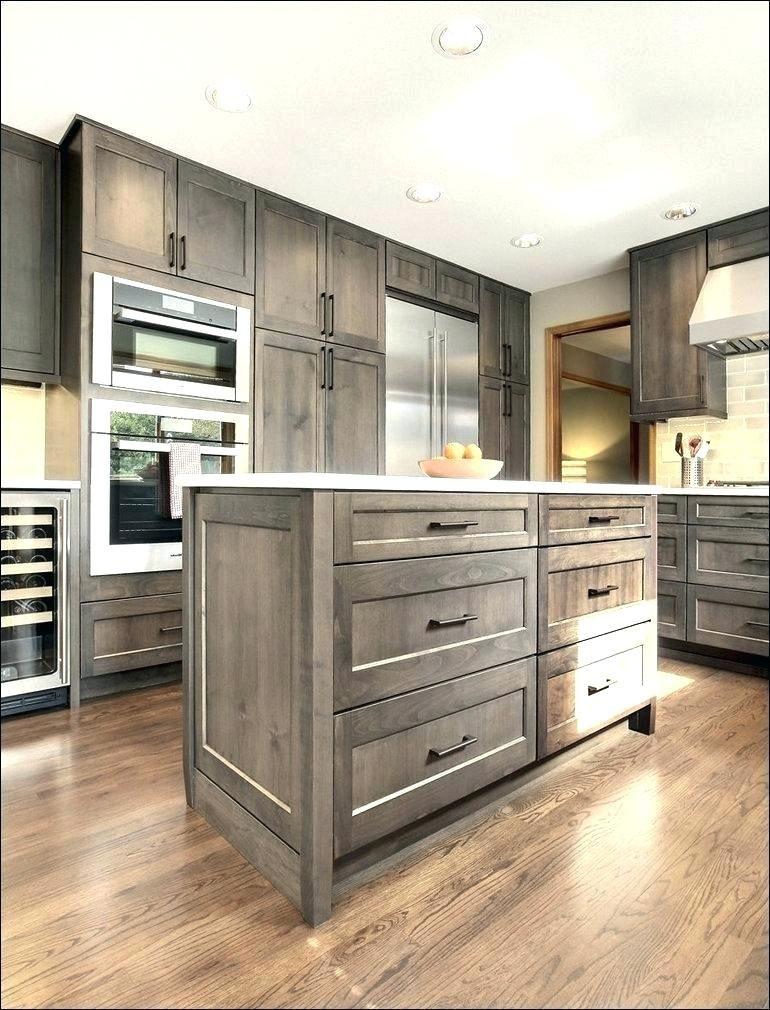 White Washed Oak Kitchen Cabinets Wash Shaker