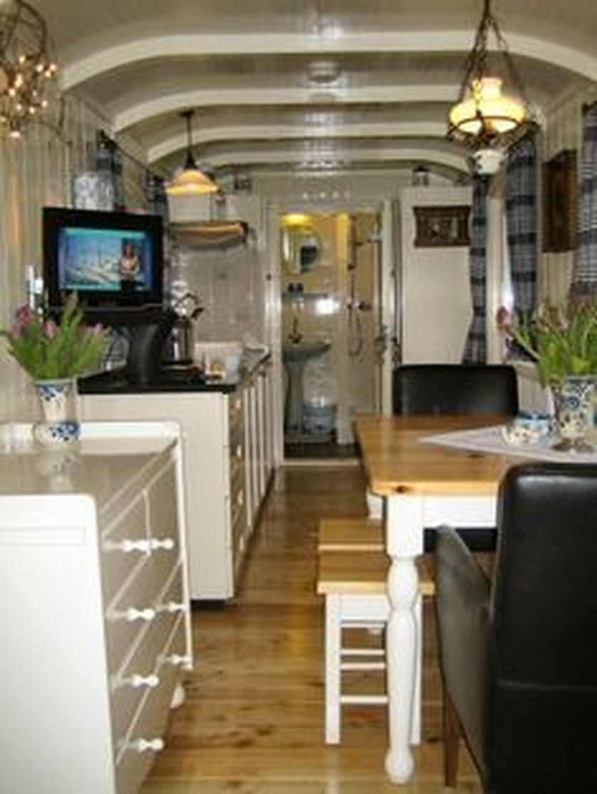 100 Amazing Rustic RV Interior Remodeling Design Hacks Ideas  Https://decomg.com/rustic Rv Interior Remodeling Design Hacks Ideas/