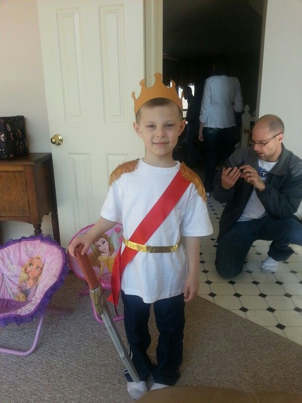 Hayden S Prince Charming Outfit I Made This Morning With A