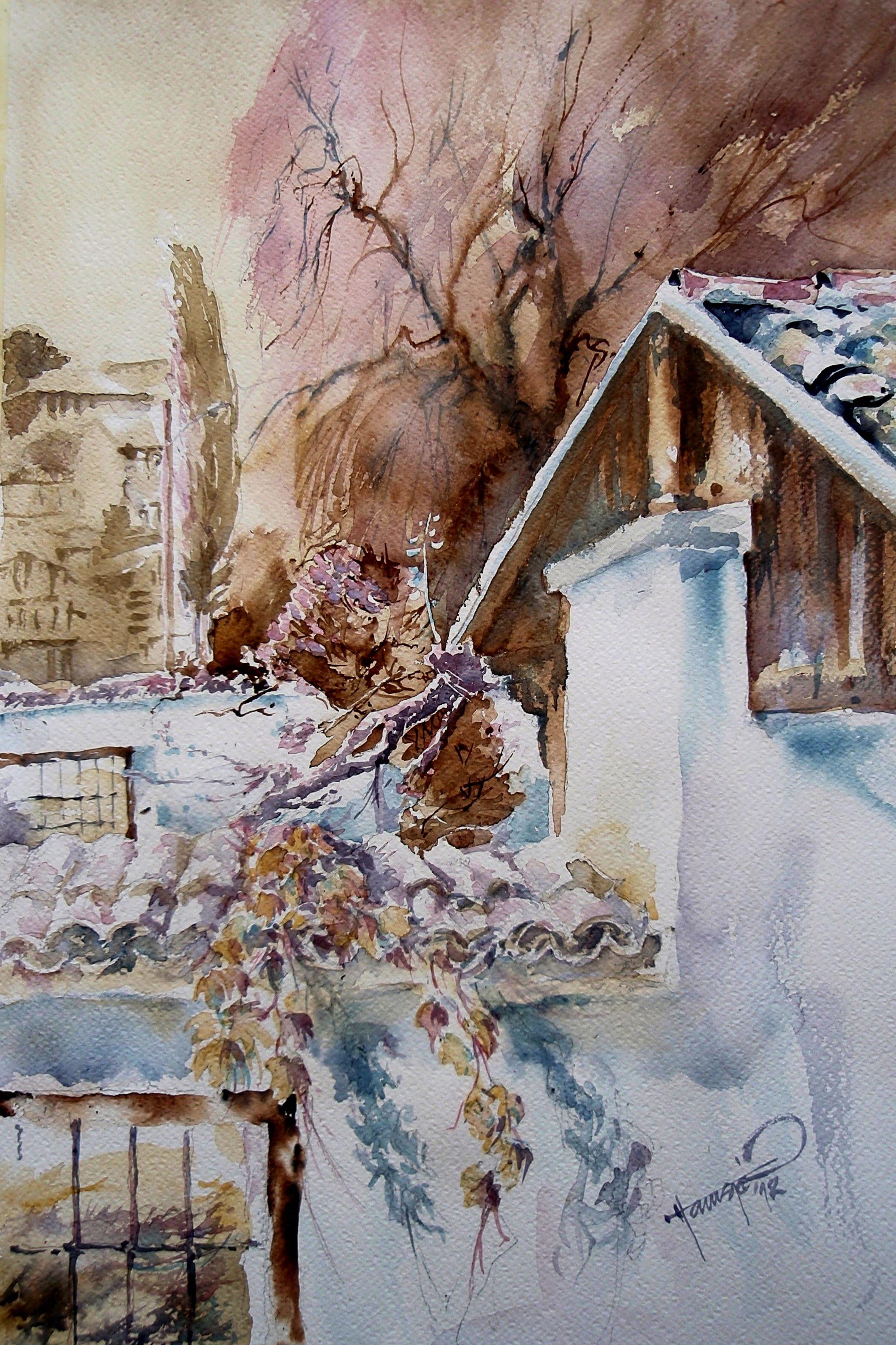 Color art fojnica - Mosques