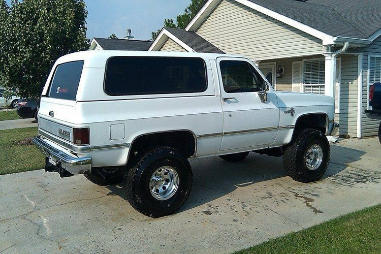 Calvink2500 1983 Chevrolet Blazer 15488707 Large Big Chevy