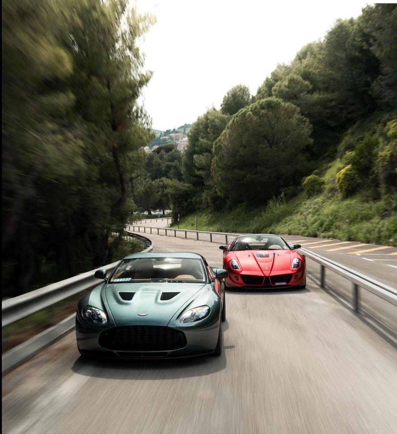 Aston Martin Cars, Aston Martin