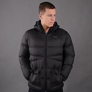 Puma ESS Bulky Jacket černá | WINT3Rw34r | Jackets, Winter