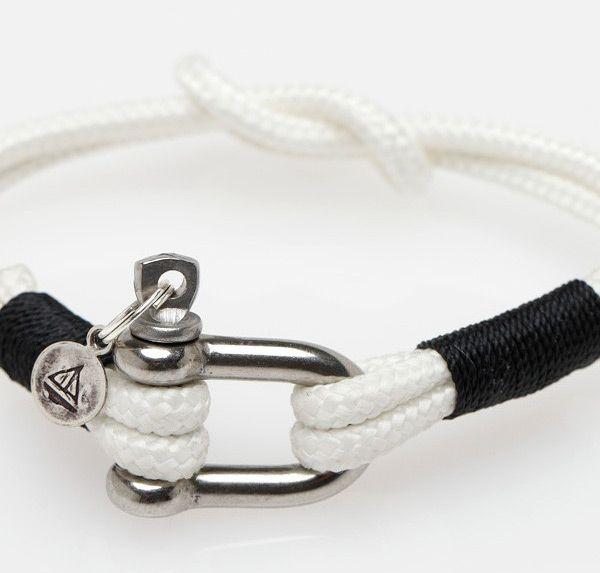 JLK knotted shackle