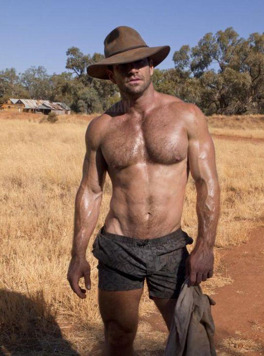 muscular gay old black men dick