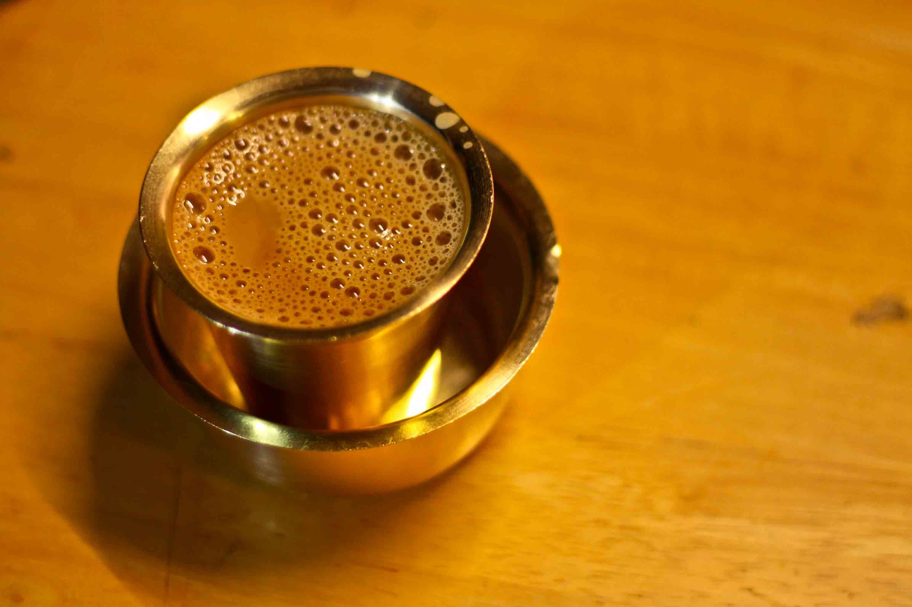 Kumbakonam Coffee The taste of Tamilnadu ) Coffee, Home