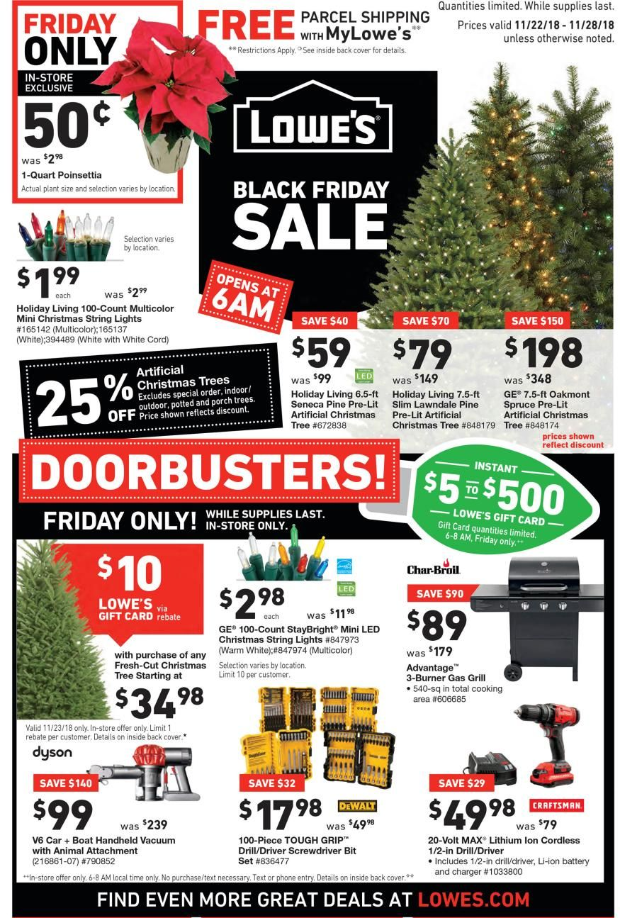 Christmas Package Deals