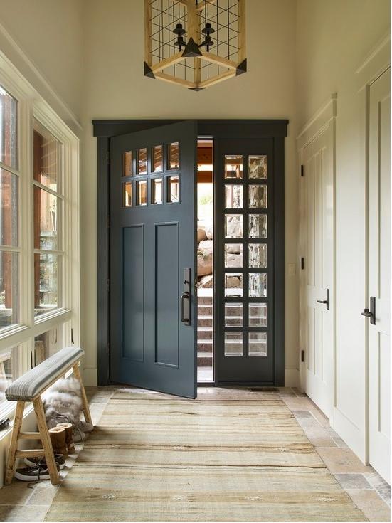 Gyazo - Houzz | Front Door Rambler Home Design Design Ideas ...
