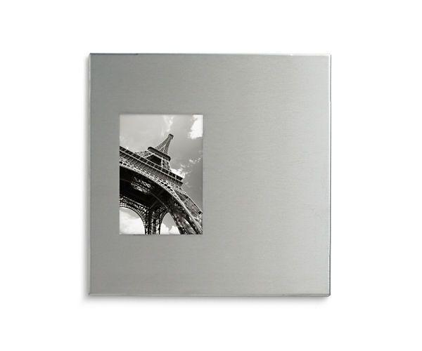 Manhattan Frames in Stainless Steel | Steel frame, Manhattan and ...