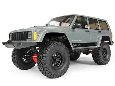 Axial Scx10 Ii 2000 Jeep Cherokee 4wd Rtr 1 10 Ax90047 View