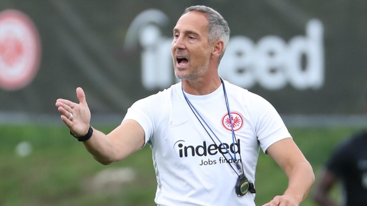 Eintracht Frankfurt Adi Hutter Hallo Wach Ansage Fur Union