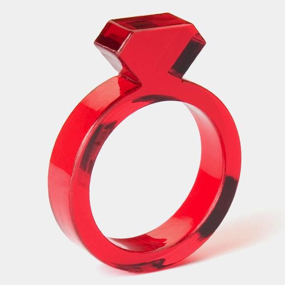 diamond plastic ring attessories rings diamond rings diamond