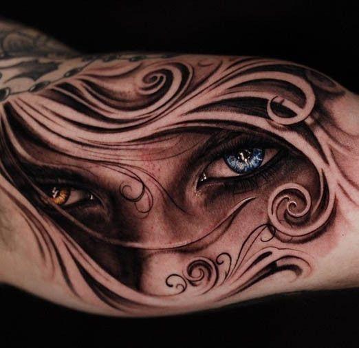 Tattoo Ideas Magazine: Tattoos From Instagram - Inked Magazine