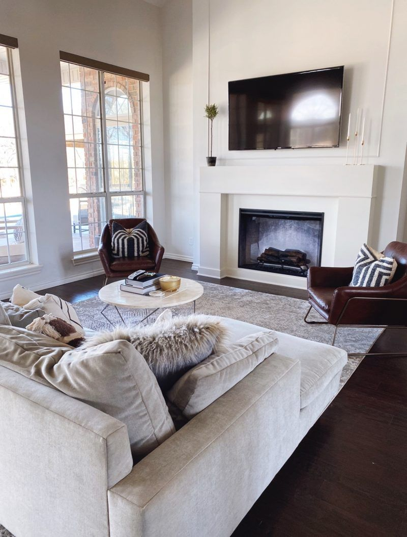I regretted not having a fireplace in my living room and began researching DIY fireplaces on Pinterest and Instagram. I realized that it wouldn't be too difficult to add an electric fireplace to my living… The post Shalia's Fireplace Makeover appeared first on The Spoiled Home.
