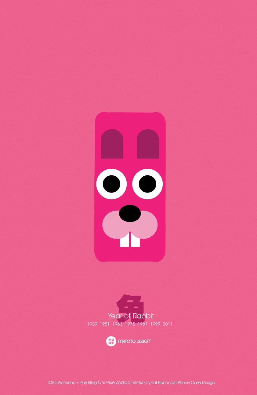 Chinese Zodiac Phone Cases Pattern Design on Behance