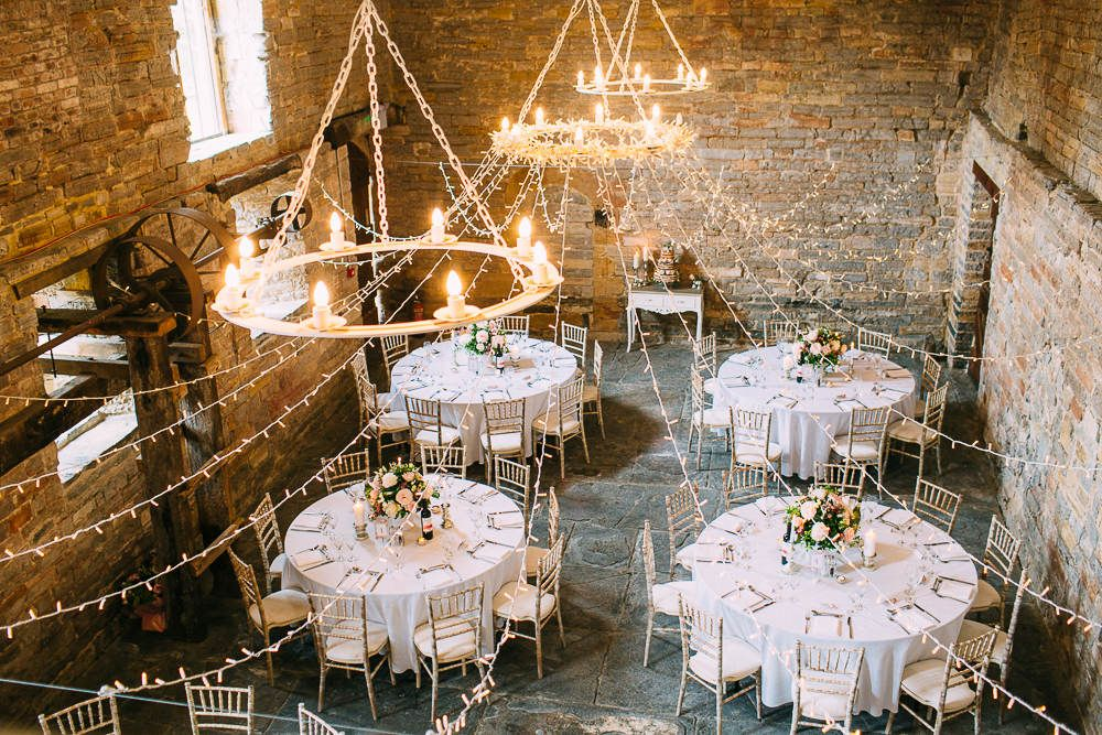Blush Wedding At Almonry Barn Somerset With Mori Lee Bridal Gown