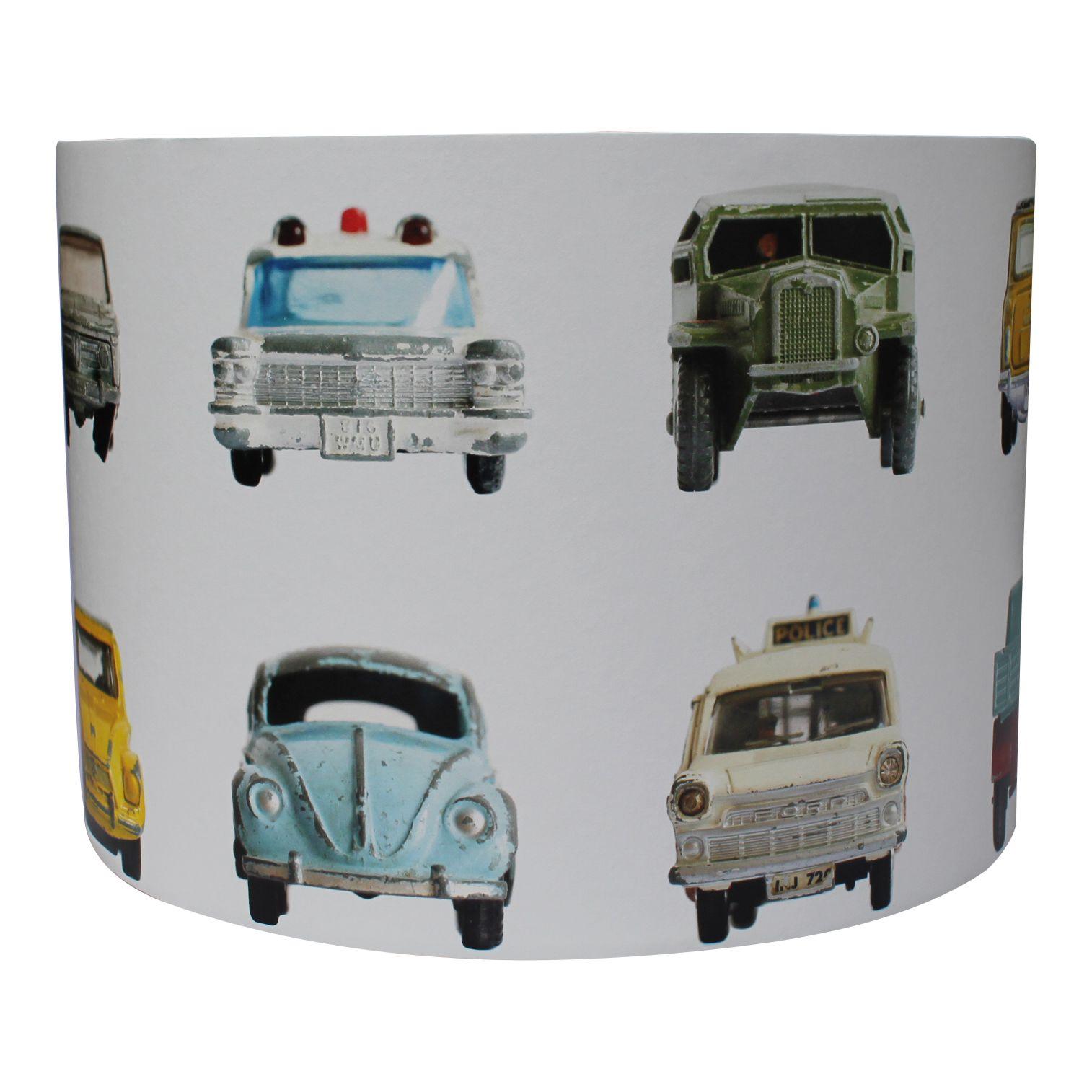 Lamp met stoere autos gemaakt door wwwroozjenl van