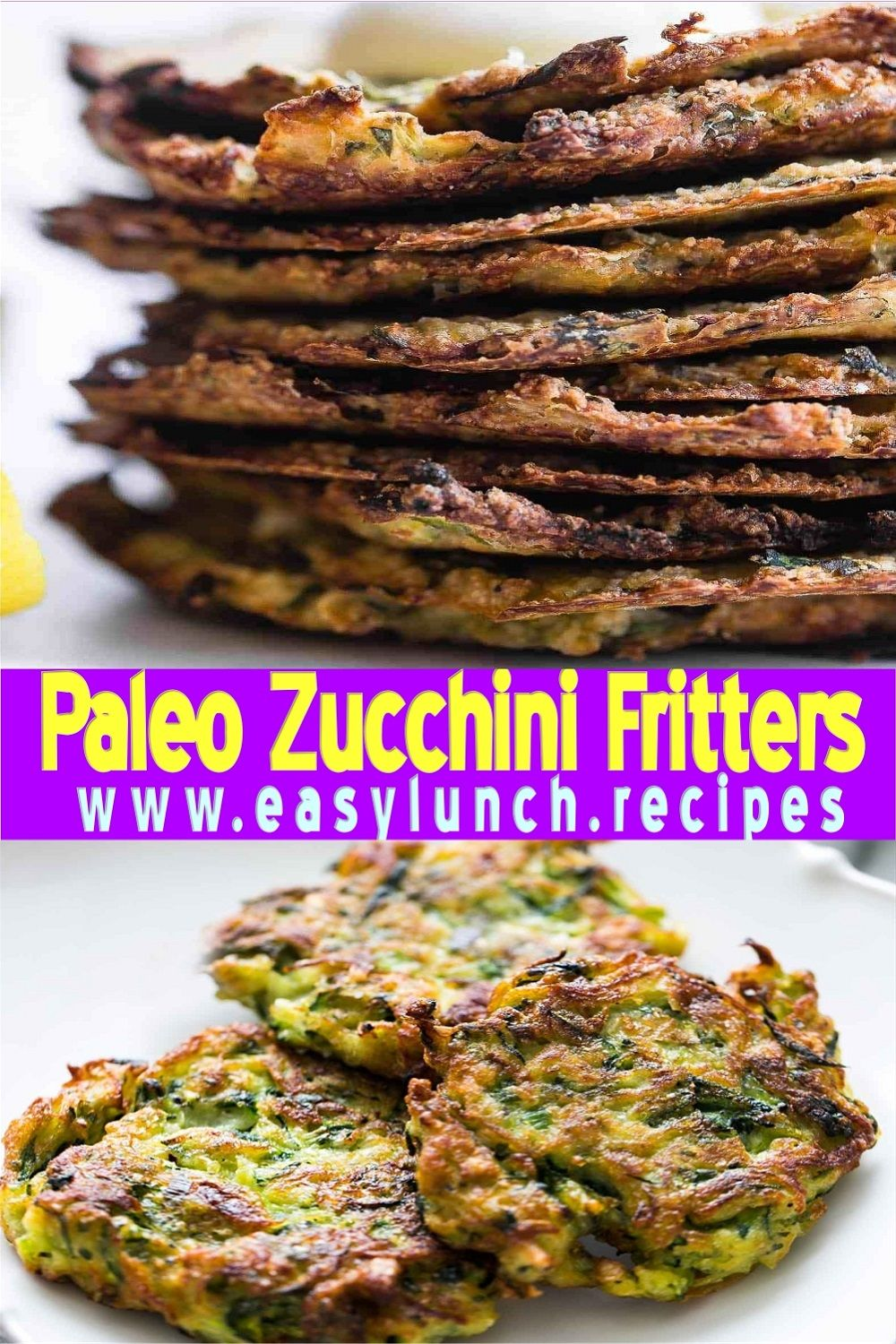 Paleo Zucchini Fritters Recipe These bacon that is savory fritters are really easy to create filled with greens and downright addicting Theyre delicious served being a ge...