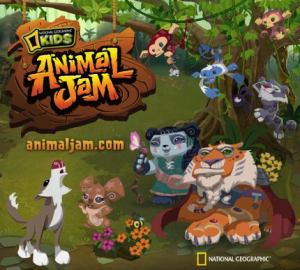 Free Animal Jam Online Game for Kids | Sweepstakes | Animal