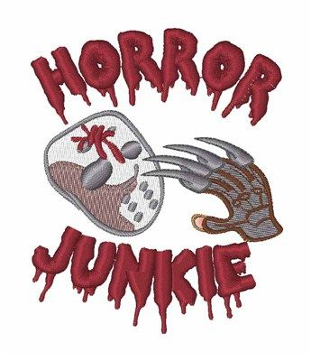 Horror Junkie Embroidery Design Annthegran Free Embroidery